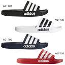 official photos 32c23 b057e Adidas adidas men CF アディレッタ CF ADILETTE sandals shoes sports shower sandals  AQ1701 AQ1702 AQ1703