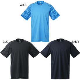 【送料無料】 デサント DESCENTE メンズ ベースボールシャツ 半袖Tシャツ トップス 野球 ストレッチ DB-121