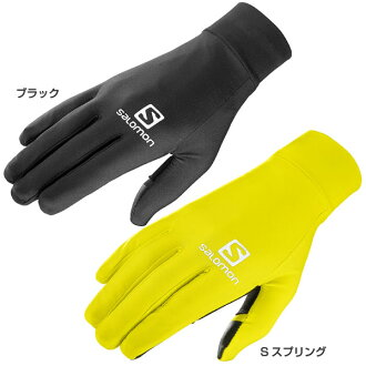 a6c31cb72bc Vitaliser  Salomon Salomon men gap Dis pulse glove PULSE GLOVE U gloves  glove storm light weight アウトドアトレラン L40433600