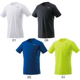 ミズノ Mizuno メンズ ランニングTシャツ ジョギング マラソン ランニング ウェア トップス J2MA8520