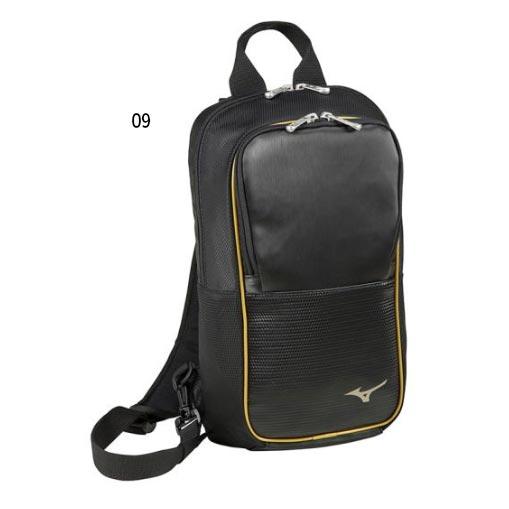 ミズノ Mizuno メンズ レディース ボディバッグ ショルダーバッグ 肩掛け 鞄 ボディーバッグ 斜め掛けバッグ 1FJD9006