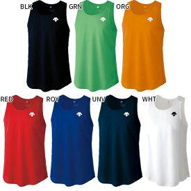 デサント DESCENTE メンズ ランニングシャツ ジョギング マラソン ランニング ウェア トップス ノースリーブ DRN-4703