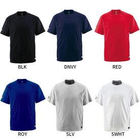 デサント DESCENTE メンズ ベースボールシャツ 半袖Tシャツ トップス 野球ウェア DB-200
