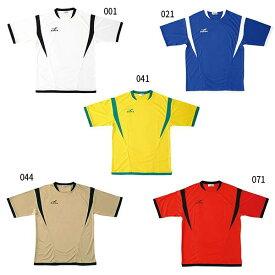 フィンタ FINTA ジュニア キッズ JRゲームシャツ サッカーウェア フットサルウェア トップス 半袖 トレーニング FT5753