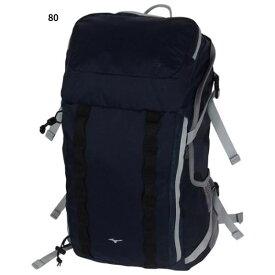 30L ミズノ Mizuno メンズ レディース ポケットパーク POCKET PARK リュックサック デイパック バックパック バッグ 鞄 軽量 登山 B3JD9001
