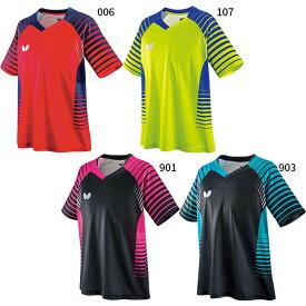 バタフライ Butterfly メンズ レディース ジュニア ネオルド シャツ NEOLD SHIRT ゲームシャツ 卓球ウェア トップス 半袖Tシャツ 45450