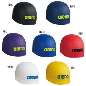 【送料無料】 アリーナ arena メンズ レディース FINA承認モデル アクアフォース AQUAFORCE 3D シリコンキャップ スイムキャップ 水泳 帽子 ARN-9900