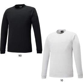 ヒュンメル hummel メンズ バスケットワンポイントロングTシャツ バスケットボールウェア トップス 長袖Tシャツ 軽量 吸汗 速乾 HAPB7007