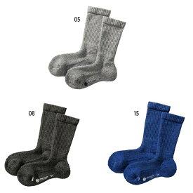 ミズノ Mizuno レディース ブレスサーモウール厚手ソックス 靴下 アウトドア 吸湿発熱素材 B2JX9703