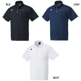 デサント DESCENTE メンズ ポロシャツ ポロシャツ トップス トレーニングウェア 半袖 DTM-4601B