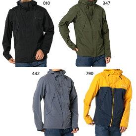 【送料無料】 コロンビア Columbia メンズ ワバシュ 2 ジャケット Wabash II Jacket レインウェア 防水ジャケット 長袖 アウトドア PM5741
