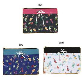 オーシャンパシフィック レディース クラッチバッグ バッグ 鞄 ボードショーツ型 送料無料 Ocean Pacific OP 528913