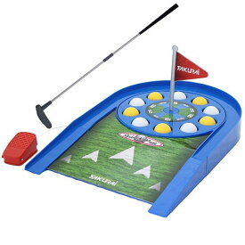 【送料無料】 サクライ貿易 SAKURAI メンズ レディース ジュニア スピンゴルフセット 室内 スポーツ用具 屋内 遊具 おもちゃ スポーツ 運動 EFS-120(N-20)