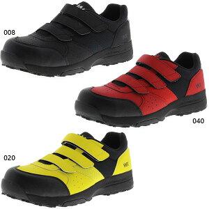 【送料無料】 3E幅 テクシーワークス texcy メンズ ソフト ライト フレキシブル プロテクティブスニーカー シューズ ベルクロ 安全靴 作業靴 WX-0002 WX-0002K