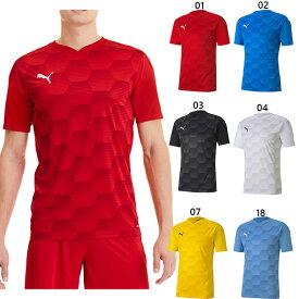 【送料無料】 プーマ PUMA メンズ チームファイナル TEAMFINAL21 グラフィック シャツ サッカーウェア フットサルウェア トップス 半袖 704623