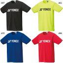 【送料無料】 ヨネックス YONEX ジュニア キッズ ドライTシャツ 半袖Tシャツ トップス テニス バドミントンウェア 165…