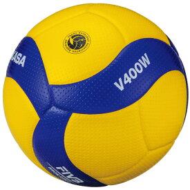 検定球4号 ミカサ メンズ レディース 2020年度全国中学校選手権大会公式試合球 バレーボール 送料無料 MIKASA V400W