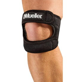 【送料無料】 ミューラー MUELLER メンズ レディース MAX ニーストラップ JPプラス 左右兼用 ラップタイプ ひざ 膝 サポーター 55228 55229