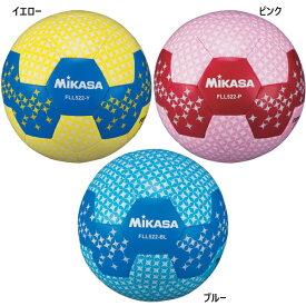 レジャー用 4号球 ミカサ メンズ レディース フットサルボール フットサル 送料無料 MIKASA FLL522BL FLL522P FLL522Y