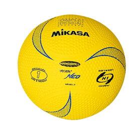 1号球 ミカサ ジュニア キッズ 練習球 軽量球 ハンドボール 送料無料 MIKASA HRVN1Y