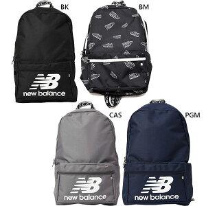 17L ニューバランス メンズ レディース ロゴバックパック リュックサック デイパック バッグ 鞄 送料無料 New Balance JABL0628