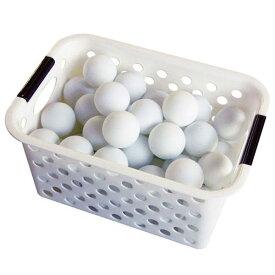 【送料無料】 60個入り ユニックス unix メンズ レディース ジュニア トレーニングボール ゲームスタープラボール 卓球用品 練習用具 NX2854