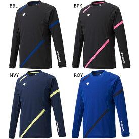 デサント メンズ 長袖ライトゲームシャツ バレーボールウェア トップス 送料無料 DESCENTE DVB-5111