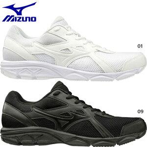 幅広 3E ミズノ メンズ レディース ジュニア マキシマイザー 22 スニーカー シューズ 運動靴 紐靴 ジョギング マラソン ランニングシューズ 送料無料 Mizuno K1GA2002