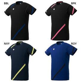 デサント メンズ 半袖ライトゲームシャツ バレーボールウェア トップス 送料無料 DESCENTE DVB-5121