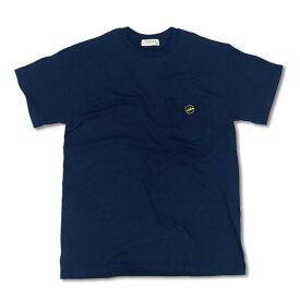 RHC Ron Herman (ロンハーマン): Chillax ポケット Tシャツ(ネイビー)