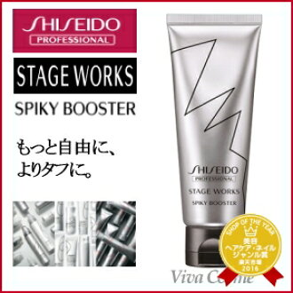 Shiseido Professional Stage Works Spiky Booster 70 g