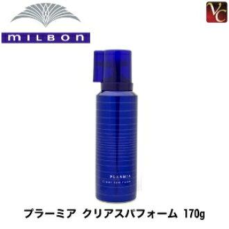 mirubompuramiakuriasupafomu 170g《碳酸洗髮水MILBON洗髮水MILBON碳酸洗髮水美容院洗髮水沙龍專賣品shampoo碳酸洗髮水沙龍》