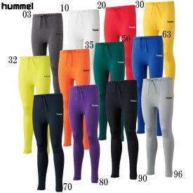 ジュニアあったかインナータイツ【hummel】ヒュンメルジュニアタイツ・スパッツ20AW (HJP6035)*25