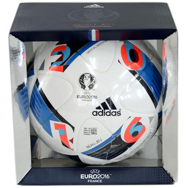 ボー ジュ 試合球【adidas】アディダス サッカーボール5号球(AF5150)*10