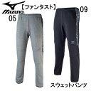 ファンタスト スウェットパンツ【MIZUNO】ミズノ スウェットパンツ 16SS(P2MD6040)*40