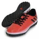 メッシ 16.4 TF J【adidas】アディダス ジュニア サッカー トレーニングシューズ17SS(BB5654)*43
