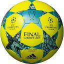 UEFAチャンピオンズリーグ16-17 フィナーレカーディフ キャピターノ【adidas】アディダス 4号球 サッカーボール 17SS(AF4401CAY)*2...