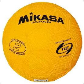 ハンド2号発泡ゴムスポーツテスト用【MIKASA】ミカサハントドッチ11FW mikasa(HR2Y)*23