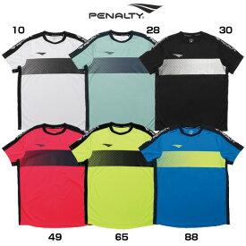 ラインドプラトップ 半袖【penalty】ペナルティーウェア フットサル20ss r2jar2ju(pu0006)*10