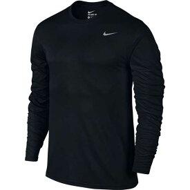 ナイキ DRI−FIT レジェンド L/S Tシャツ【NIKE】ナイキTシャツ(718838)*24
