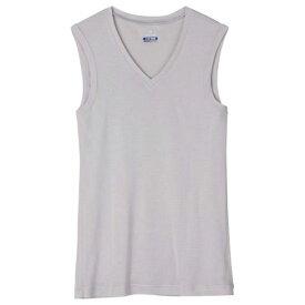 『アイスタッチエブリ』Vネックノースリーブシャツ(大きいサイズ)【MIZUNO】ミズノアウトドア アンダーウエア アイスタッチ(C2JA510403)*26