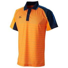 ドライサイエンス/ゲームシャツ(ラケットスポーツ) 【MIZUNO】ミズノ テニス ウエア ゲームウエア (62JA7111)*65