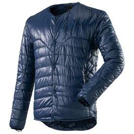 サーモブリッドインサレーションジャケット(メンズ)【MIZUNO】ミズノアウトドア トラベル ウエア ジャケット/パーカー(A2ME8558)*60