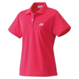 ウィメンズシャツ(スリムタイプ)【Yonex】ヨネックステニスゲームシャツ W(20300-122)*21