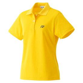 ウィメンズシャツ(スリムタイプ)【Yonex】ヨネックステニスゲームシャツ W(20300-450)*21