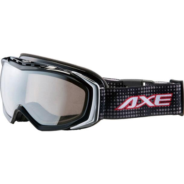 AX700‐WMD【AXE】アックススキーゴーグル(AX700WMD-BK)*20
