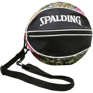 ボールバッグ ミックスカモ【spalding】スポルディングバスケットボールケース(49001mc)*00