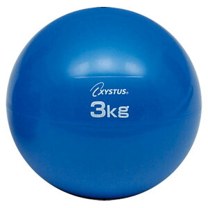 ソフトメディシンボール3kg【TOEI LIGHT】トーエイライトガッコウキキグッズソノタ(H7252)*20