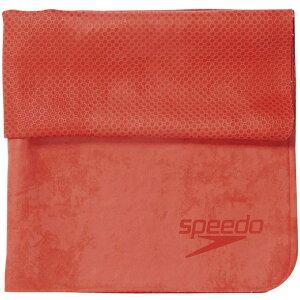 セームタオル(大)【Speedo】スピード スイエイタオル(SD96T01-RE)*20