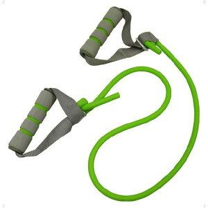 ハンドル付トレーニングチューブ 並【Total Fitness】トータルフィットネスボディケアグッズソノタ(STT159)*10